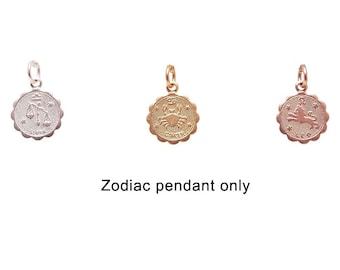 Zodiac pendant etsy more colors zodiac pendant mozeypictures Gallery