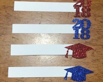 Graduation party decorations 2018 & cap Napkin Rings . Graduation party supplies, Graduation Napkin rings