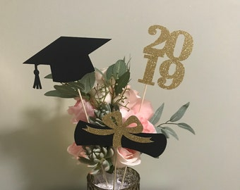 Pleasant Graduation Party Decorations Etsy Download Free Architecture Designs Lukepmadebymaigaardcom
