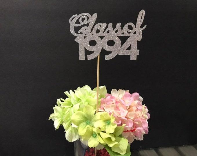 Class Reunion 1994, Class of 1994, Class Reunion Centerpiece , Class Reunion Decoration, Class Anniversary, Prom, School, University