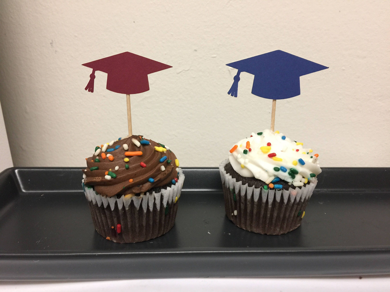 Graduation Party Decorations 2019 Graduation Cupcake