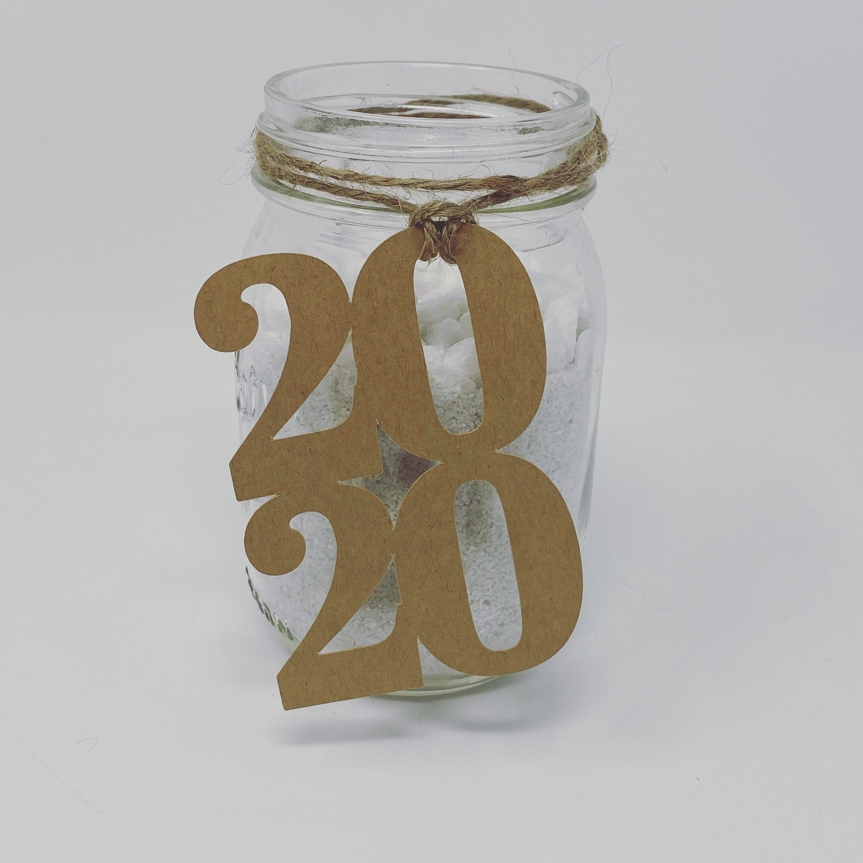 2021 Mason jar tags Graduation party decorations 2021 class of 2021 Graduation Decoration 2021 tags Graduation Cut outs 2021 cut out