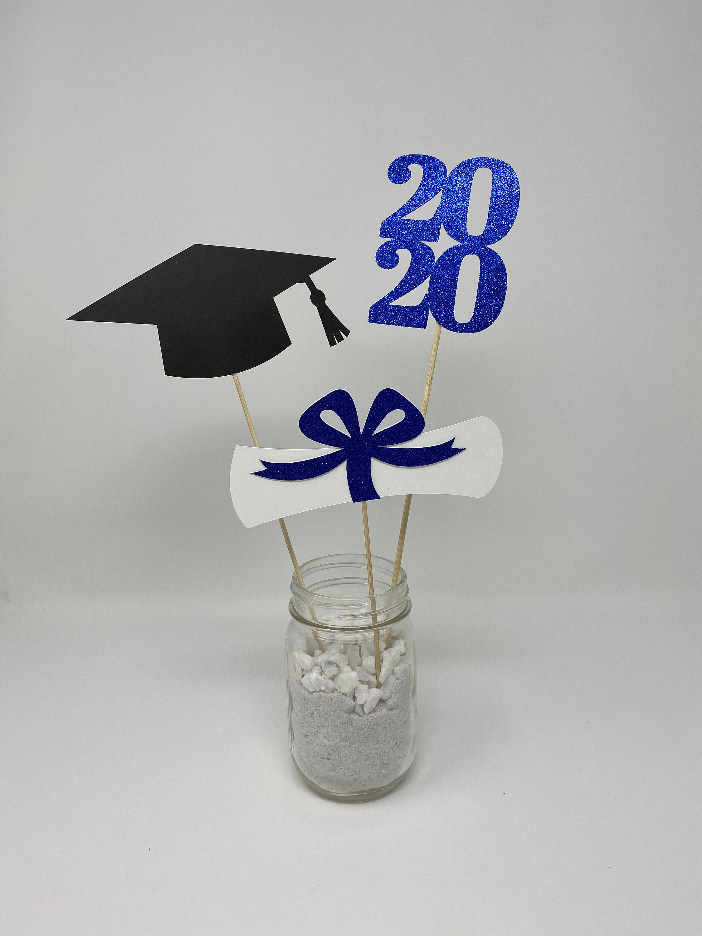 Graduation party decorations 2020, Graduation Centerpiece ...