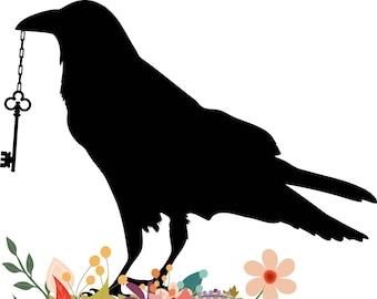 Key Crow