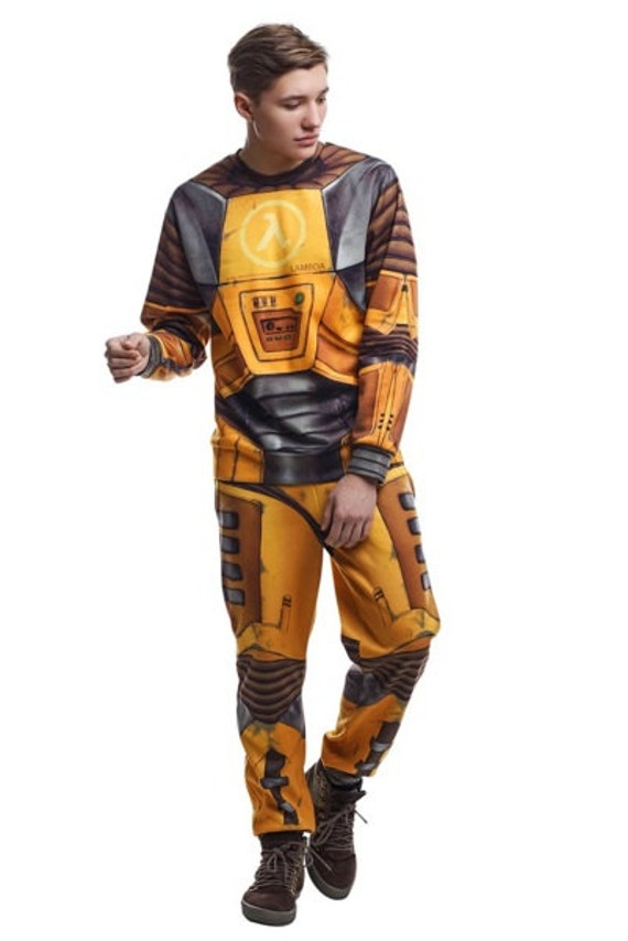 Items similar to BLACK MESA HEV Suit on Etsy
