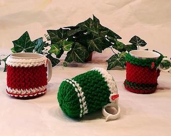 Mug cozy, mug sweater, mug holder, coffe cozy, cup cozy, mug cozy, home gift, Gift for Friends