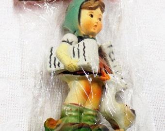 Vintage Hummle Style Christmas Ornament Set of 4