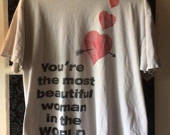 VINTAGE Notting Hill T-shirt