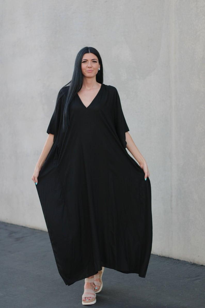 Kaftan Plus Size Cotton Kaftan Maxi Dress Blue Kaftan Dress Kaftan UK Summer Kaftan Rayon Gift Indian Kaftan Vintage Caftan for Women
