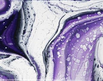 Acrylic Pouring Canvas