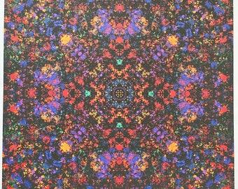 Maniac - Fine Art Print 21x21cm