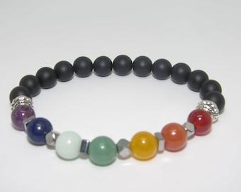 Ladies Healing Chakra Bracelets