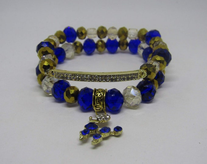 Ladies Sigma Gamma Rho Bracelets