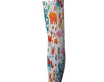 Animal  printed arm sleeve's | compression arm sleeve | Sports sleeve | arm warmer | active wear | bike accessory