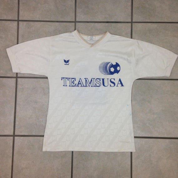 EM Team Frankreich 80er Retro 2016 Fußball Europameister Sport Fan Shirt Herren