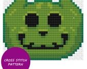 Zombie Green Jack-O-Lante...