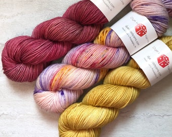 Hand Dyed Yarn Sets