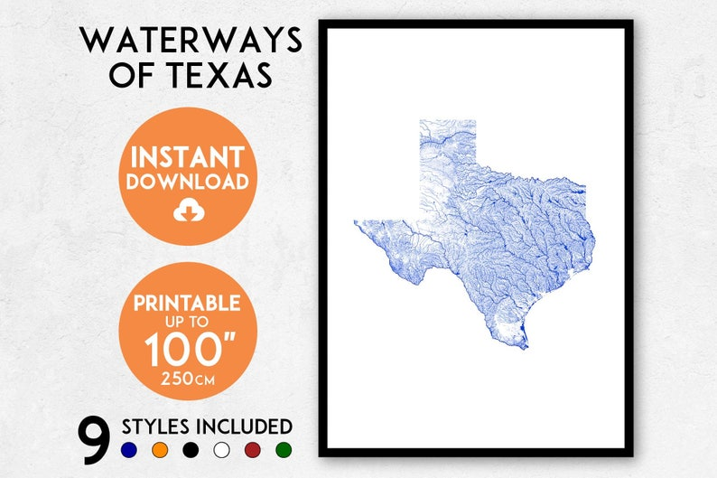 picture regarding Printable Texas Map identify Texas map artwork, Printable Texas print, Texas map print, Texas artwork, Texas poster, Texas wall artwork, Texas present, Texas wall artwork, Map of Texas