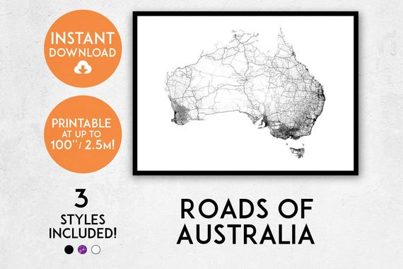 It's just a graphic of Printable Australia Map regarding page