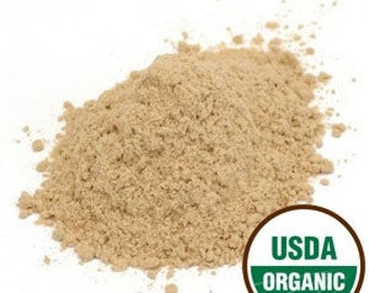 Slippery Elm Bark Powder Organic