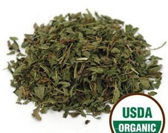 Peppermint Leaf Organic