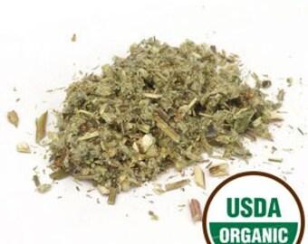 Mugwort, Organic