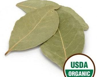 Bay Leaves, Organic