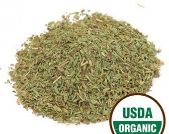 Thyme Leaf Organic