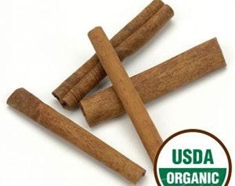 Cinnamon Sticks Organic