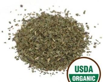 Basil Leaf Organic
