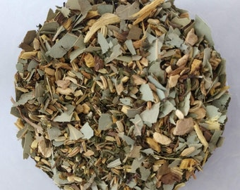 Witchy Gypsy Open Airways Respiratory Organic Herbal Tea