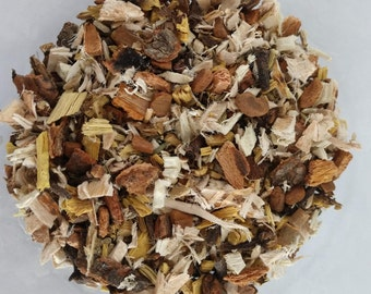 Witchy Gypsy Throat & Cough Care Organic Herbal Tea
