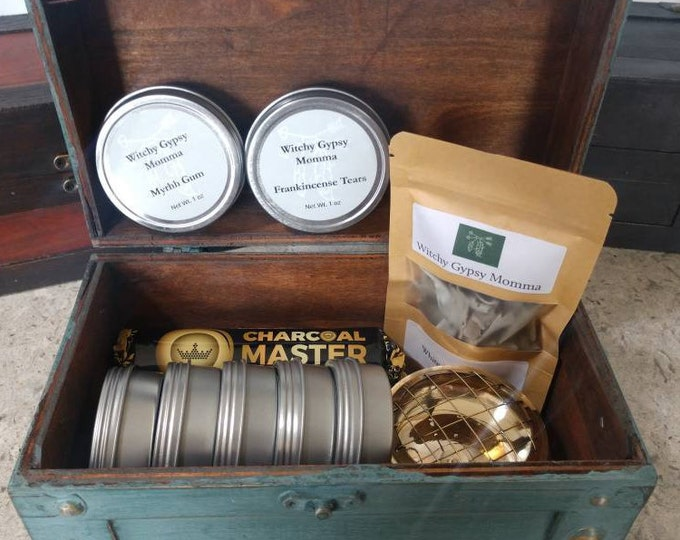Featured listing image: Ritual Incense Kit