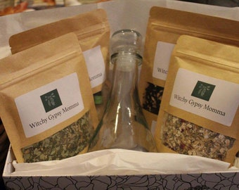 Witchy Spring Brew It Up Wellness Box