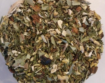 Witchy Gypsy Take No Prisoners Organic Herbal Tea Infusion