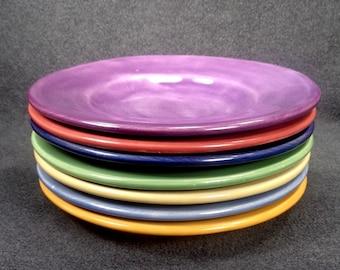 & Pottery barn plates | Etsy
