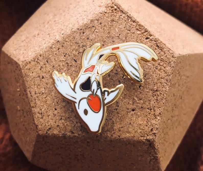 Doitsu Koi Fish Hard Enamel Pin