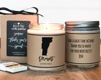 STATE CANDLES