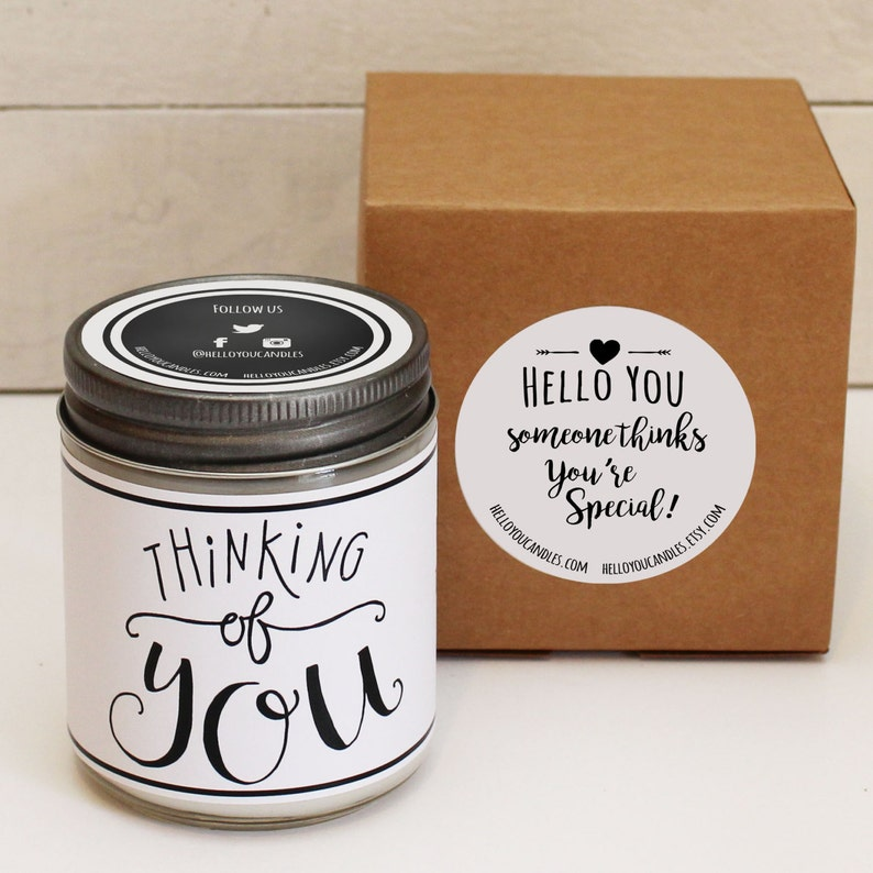 Pop The Bubbly Candle Greeting Celebration Gift Birthday
