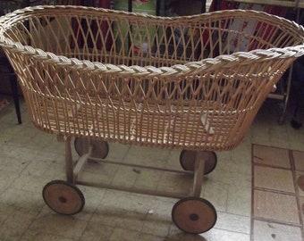 Ehemalige stuhl rattan prügelstrafe kind vintage holz kurve etsy