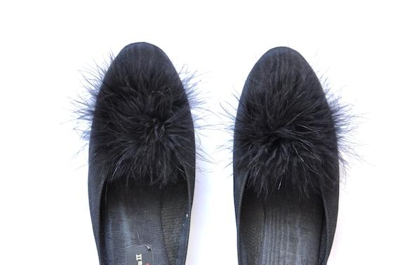 Dorndorf Vintage Slipper Moccasins 42 Braided Leather…Gem