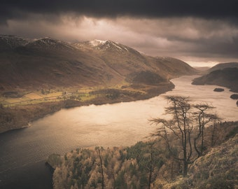 Thirlmere from Raven Crag [Photographic Print]