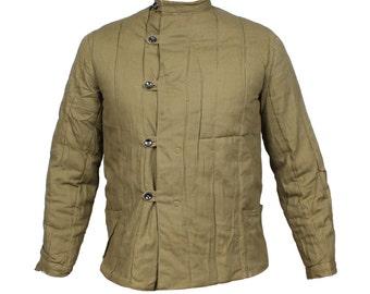 Soviet Army Winter Jacket Fufaika Russian military surplus Jersey type WWII 08cf04511