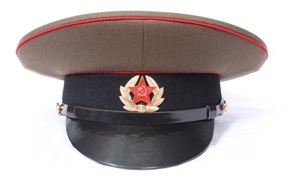 herausragende Eigenschaften Rabattgutschein Super Rabatt UdSSR russische Militär Schirmmütze gepanzert, Artillerie und Engineering  Truppen Unteroffiziere der sowjetischen Armee