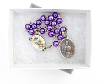 St Barbara Catholic Chaplet for the Dying