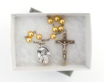 St Bernard of Clairvaux Catholic Chaplet for Beekeepers
