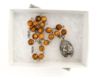 St Alphonsus Liguori Catholic Chaplet of the Five Wounds of Jesus Crucified