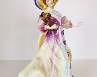 "Royal Doulton""Lily"" HN 3626 Figurine Of The Year 1995 Figurine"
