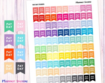 Quote Stickers Printable Planner Stickers Motivational Etsy