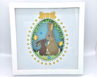 3D image bunny